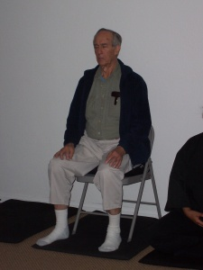 chairsitter2, Zen Buddhism Meditation, Zen Meditation Instruction
